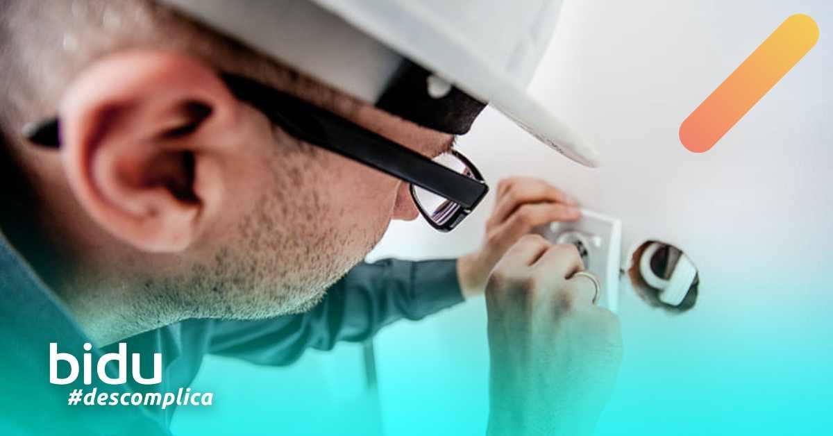eletricista no seguro residencial