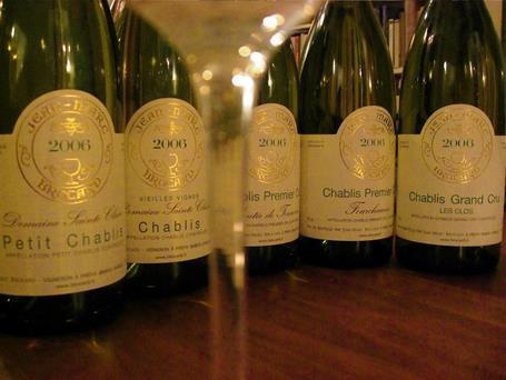 Chablis Brocard 2006
