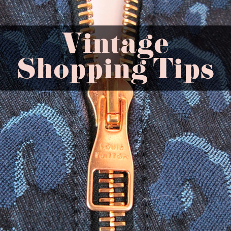 EcoSalon: Vintage Shopping Tips from an Industry Pro