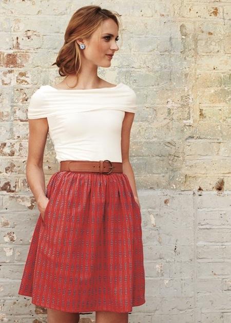 people tree skirt