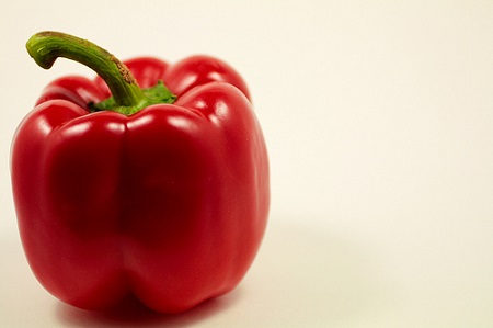 Red bell pepper is full of nutritional benefits
