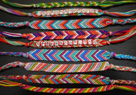 Make Friendship Bracelets