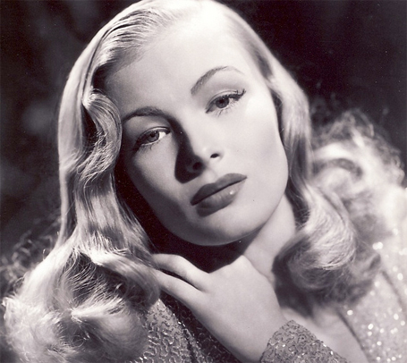 Classic Hollywood Beauty Veronica Lake 1