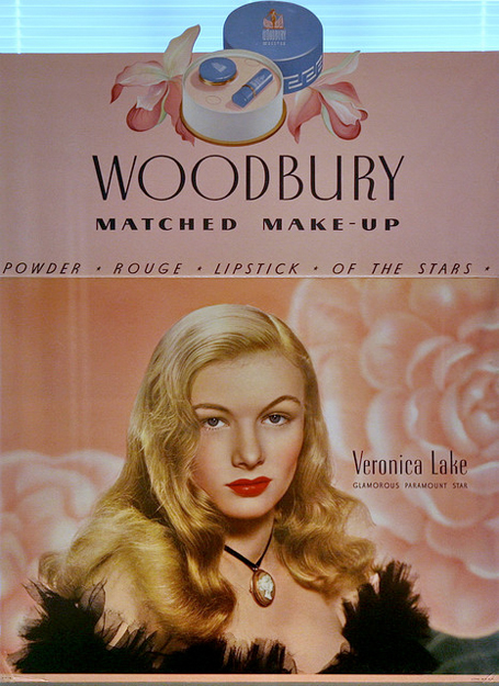 Classic Hollywood Beauty Veronica Lake 3