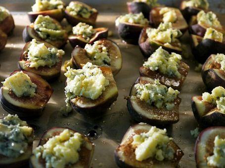 figs with cheese, fig recipes