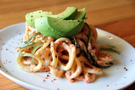 healthy raw salad recipe