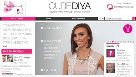 CureDiva screenshot