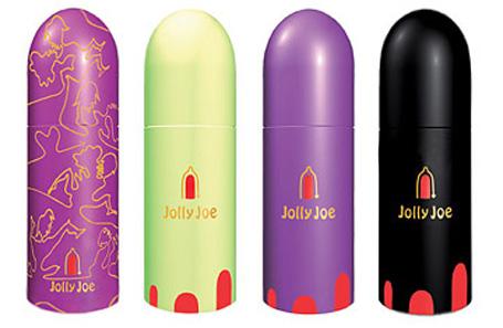 Spray-on condoms