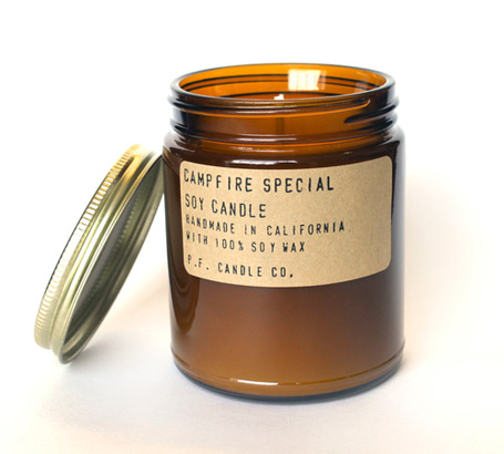 P.F. Candle Co Campfire Special