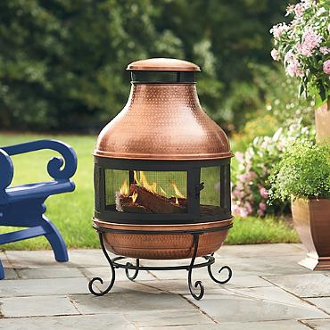 Ideas for a backyard fire pit.