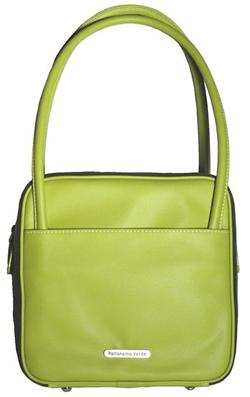 Verde Quadrato purse