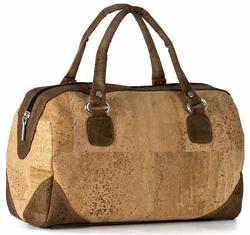 cork satchel
