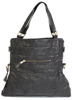 triangle handbag