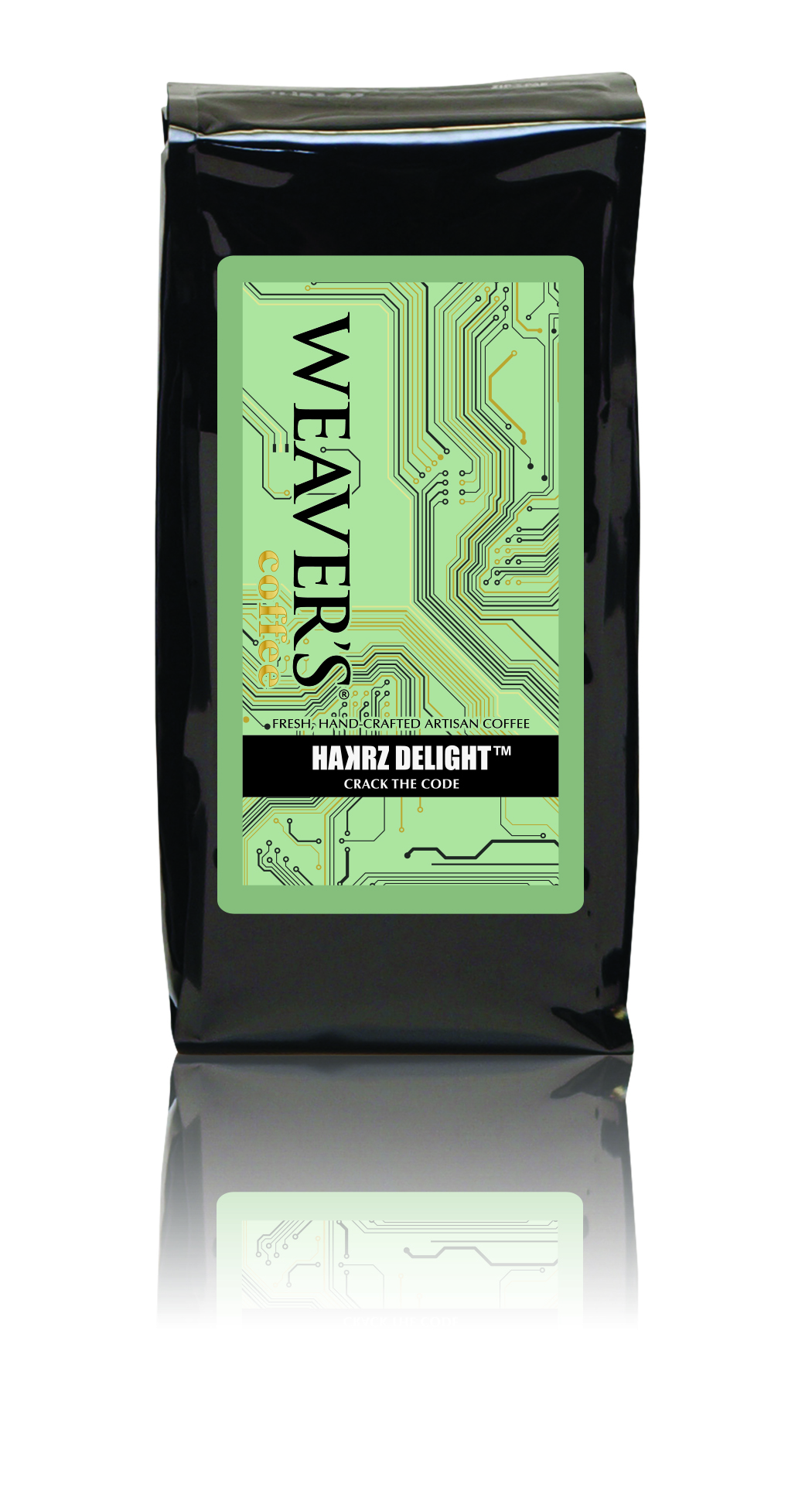 HAKRZ DELIGHT by WEAVER'S COFFEE & TEA