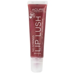 Your Best Lip Color Acure Organics Lip Lush in No Strings