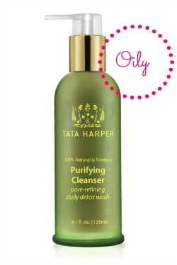 How to Wash Your Face Tata Harper Purifying Cleanser