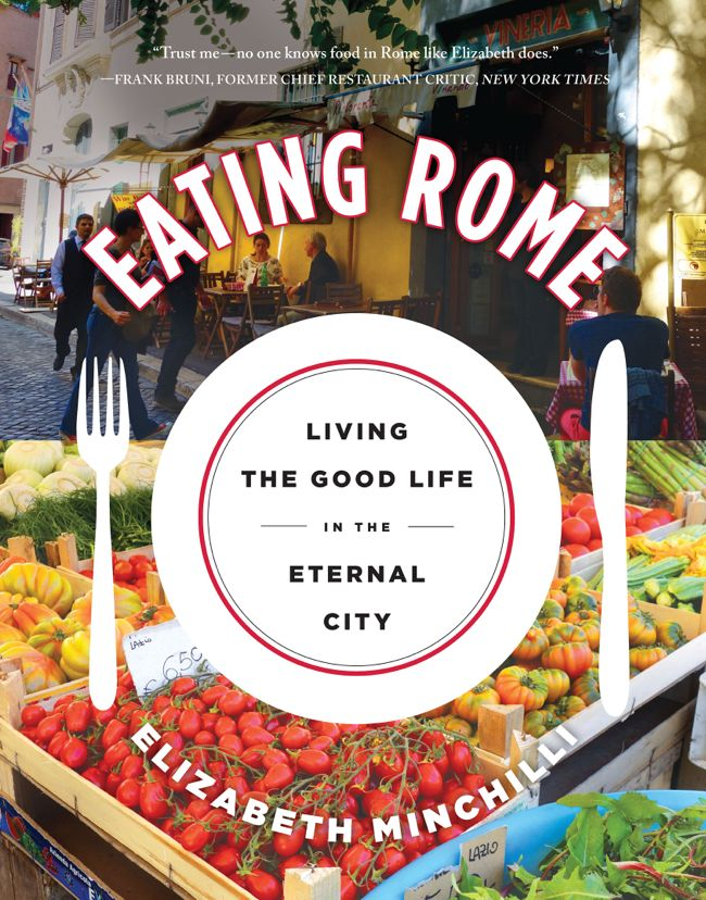 eating-rome elizabeth minchilli