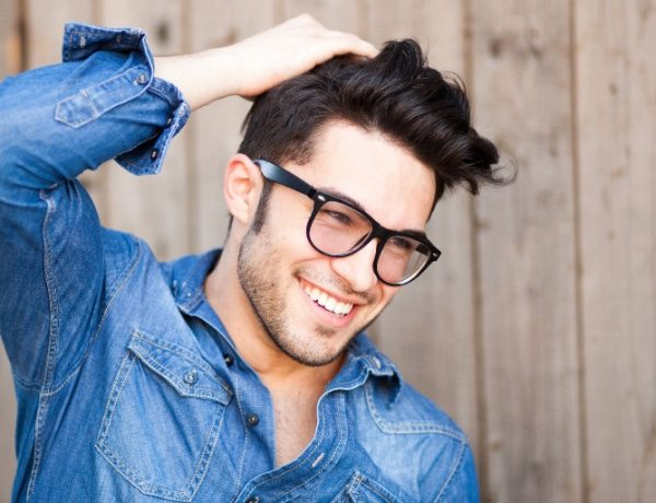 7 Hair Rules All Dudes Should Follow (You Know, No Pressure)