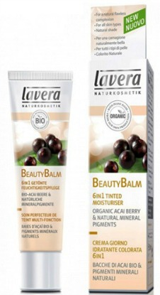No Makeup Makeup Look Lavera BB Cream