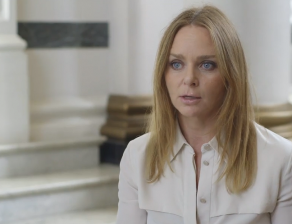 Stella McCartney has some thoughts about the leather industry.