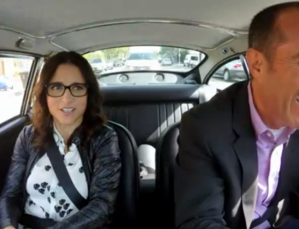 """Comedians in Cars Getting Coffee"" is back."