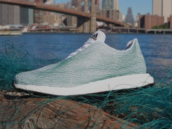Adidas ocean trash shoe