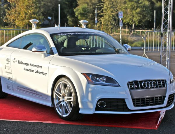 Would You Trust a Driverless Car? What If It Could Reduce Greenhouse Gas Emissions By 90 Percent?