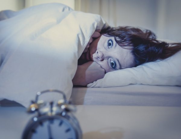 Can't Sleep? Cure Insomnia with Just One Therapy Session, Study Finds