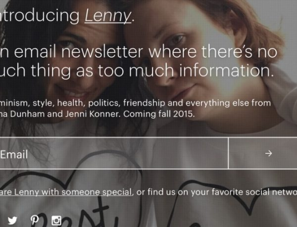 7 Things 'Girls' Characters Should Write About In Lenny, Lena Dunham's Femworthy Newsletter