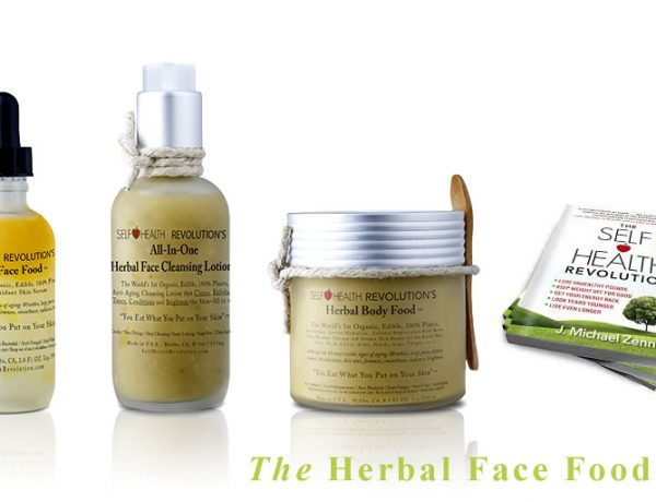 THE Herbal Face Food products.