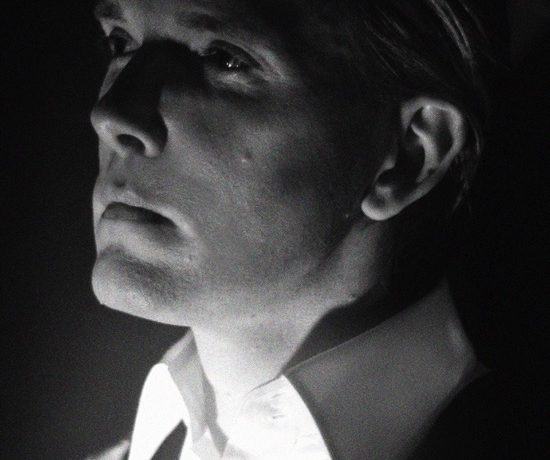 Will Brooker as David Bowie
