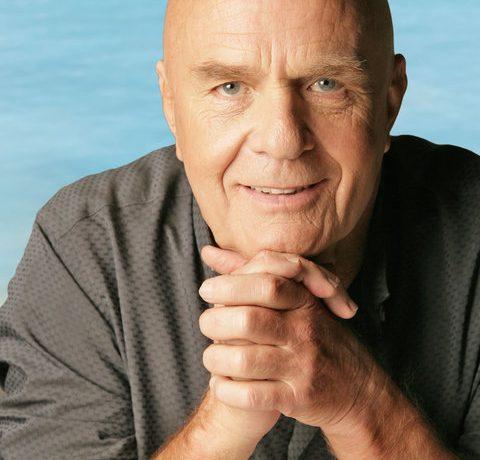 Dr. Wayne Dyer passed away.
