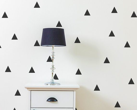 Easy diy wall murals you can create without being an artist.