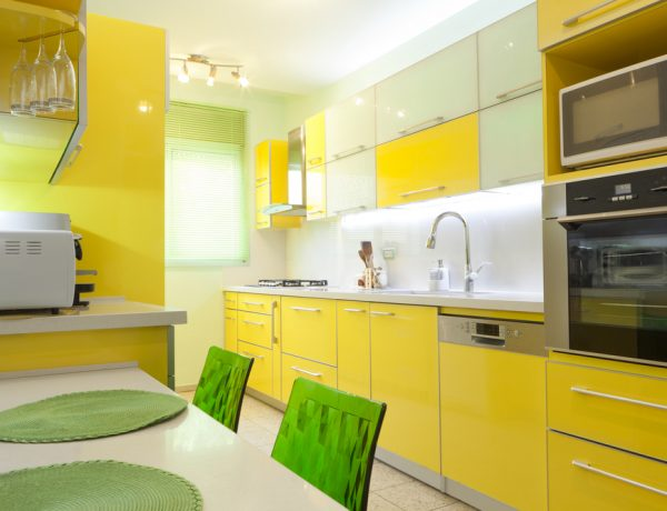 Yellow kitchen decor ideas to brighter your favorite space.