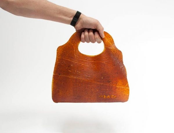 Fruit Leather Handbags Are Reducing Food Waste in Style