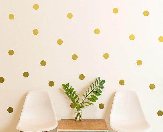 How to wear polka dots and add them to your home!