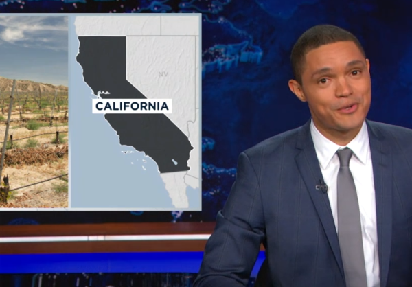 "Trevor Noah: We're excited to see what you do at the ""Show."""
