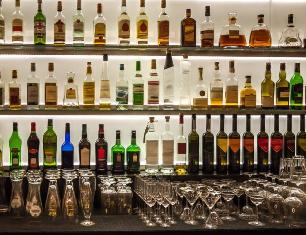 Sustainable liquor is the best option to buy.