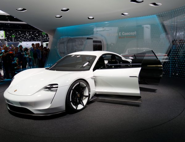 Porsche Debuts its First All Electric Car Combining Luxury and Performance