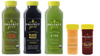 Juices for your After-vacation Detox