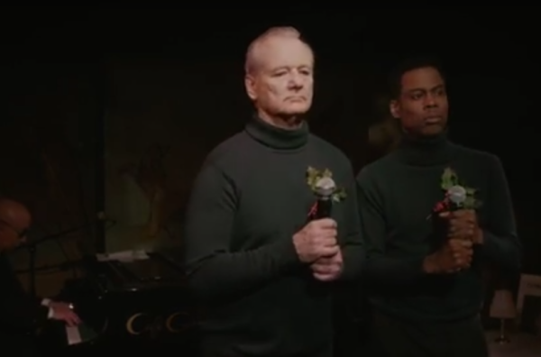 Bill Murray will make this Christmas one to remember.