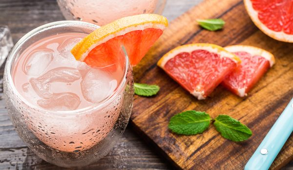 Immunity-Boosting Buzz: Ginger and Grapefruit Cocktail Recipe