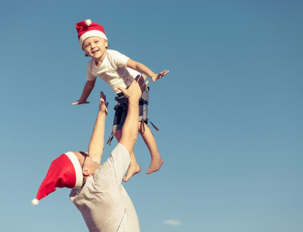 Celebrate the holiday season joyfully and simply.