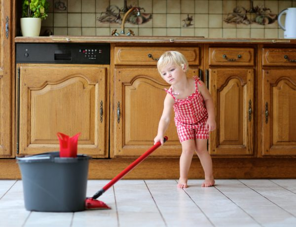 Avoid house cleaning with these fun ideas.
