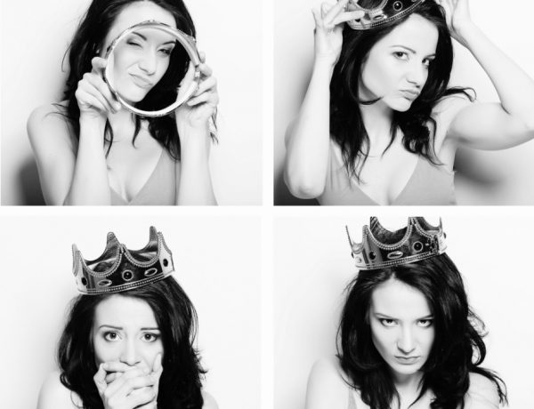 We all deserve crowns because we're all beauty queens.