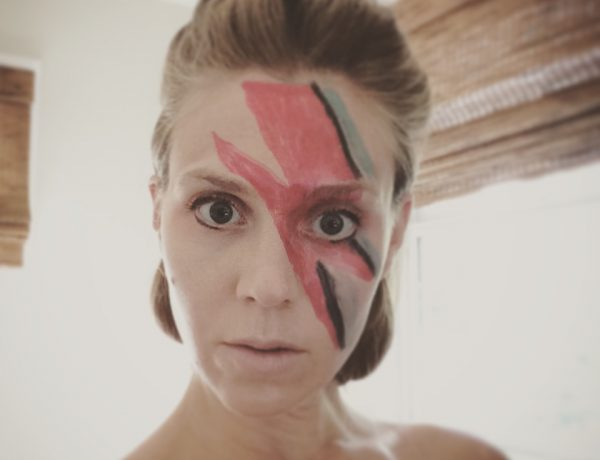 Me as Bowie