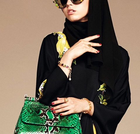 These fashionable hijab styles are beautiful.