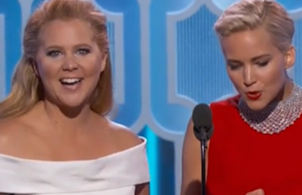 It's hard not to love Amy Schumer and Jennifer Lawrence.