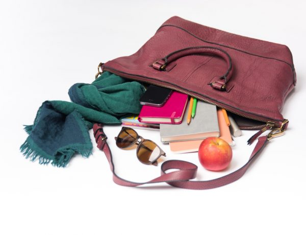 What are the basic purse essentials?
