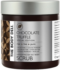 Delicious Chocolate Scrub